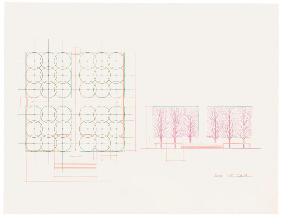 Irwin_Rendering of platform with European hornbeam trees for DiaBeacon_LR