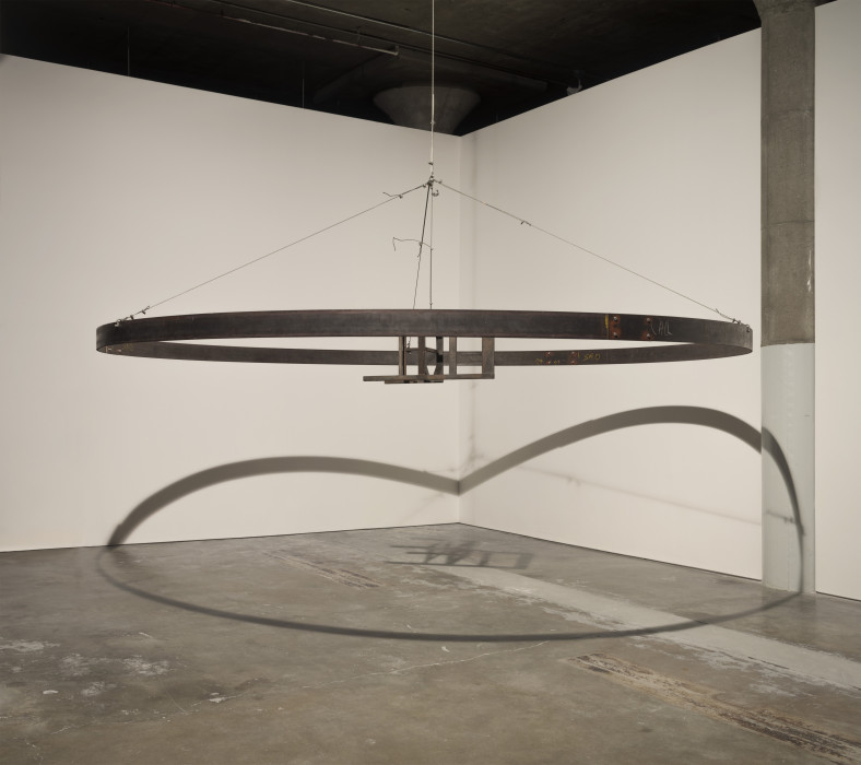 Nauman_South America Circle_1981_Bill Jacobson 10.22.2014