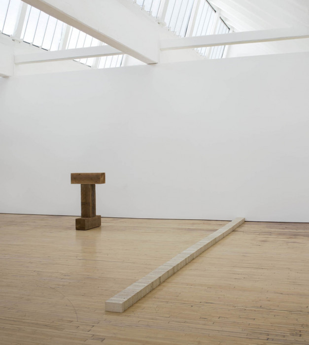 Carl Andre Sculpture As Place 1958 2010 Exhibitions Projects