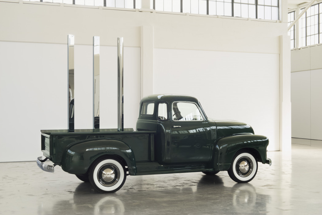 DEM_Green Truck: Circle, Square, Triangle, 2011–17