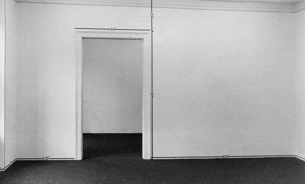 BOC_Measurement: Room, 1969