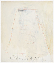 Twombly, Cnidian Venus, 1967