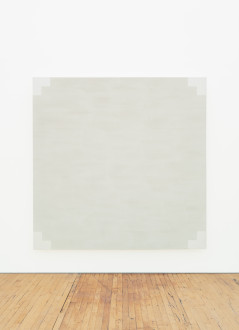 COR_Untitled (White Light L-Corners, Beveled), 1969