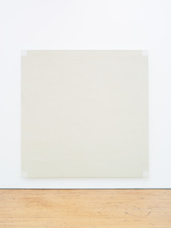 COR_Untitled (White Light Square Corners, Beveled), 1970