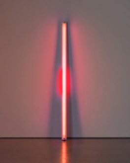 Flavin, untitled, 1969