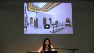 Amie Siegel on Donald Judd Lecture