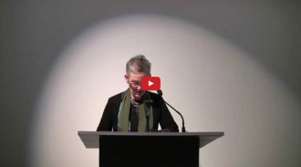Ann Lauterbach and Paul Foster Johnson Video from Readings in Contemporary Poetry