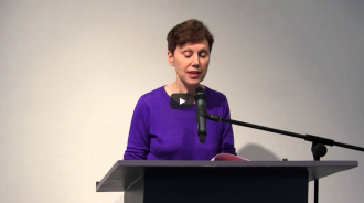 Elaine Equi and Jerome Sala Video from Readings in Contemporary Poetry