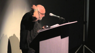 Jerome Rothenberg and Pierre Joris Video from Readings in Contemporary Poetry