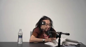 Judith Malina and Filip Marinovich Video from Readings in Contemporary Poetry